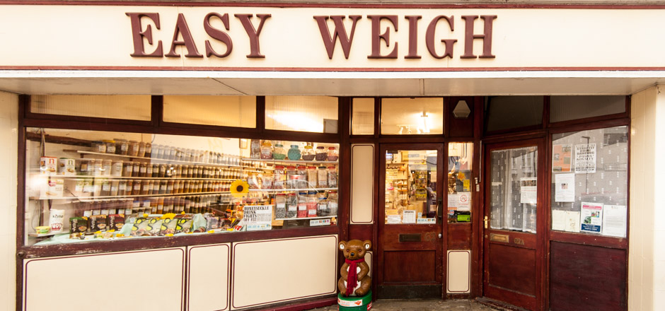 Easy Weigh